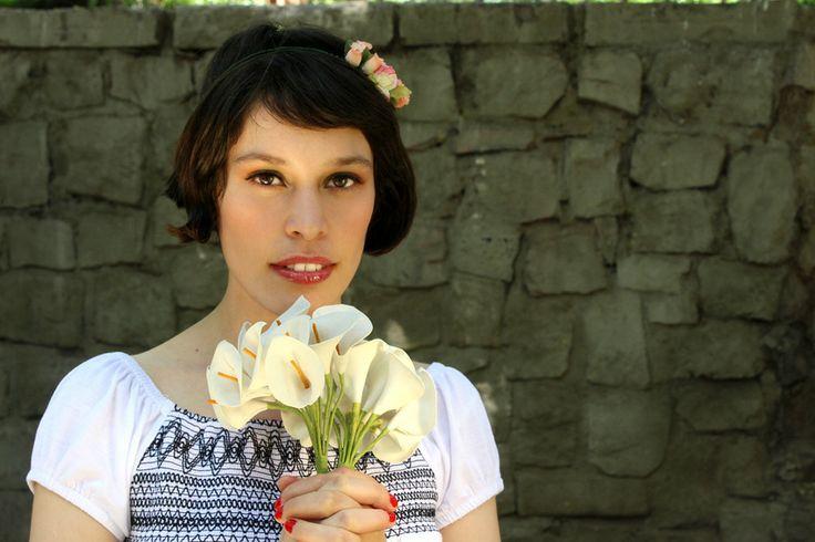 Maquillaje Editorial yo! Fotografía. Marcia Cifuentes