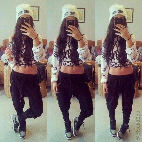 ropa swag girl style , Buscar con Google Más