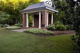 Wedding Gazebo Tanger Family Bicentennial Garden Greensboro Nc Winston Salem Triad Wedding