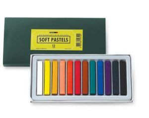 Shinhanart Kare Soft Pastel 12 Renk