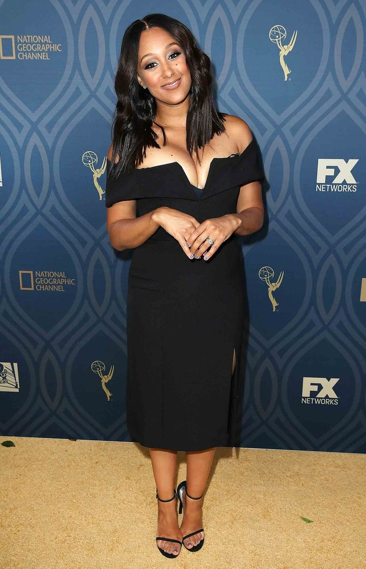 Tamera Mowry-Housley - 2016 Emmys, Fox afterparty