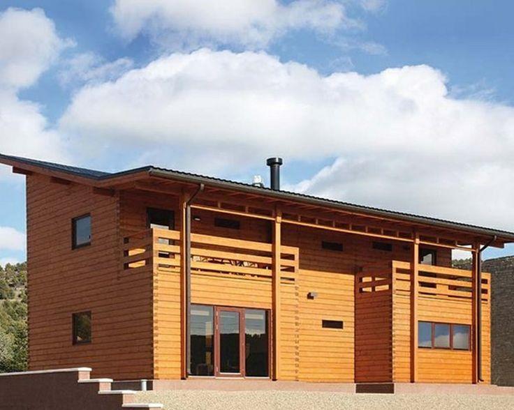 7 best casa de madera n rdica en teruel images on