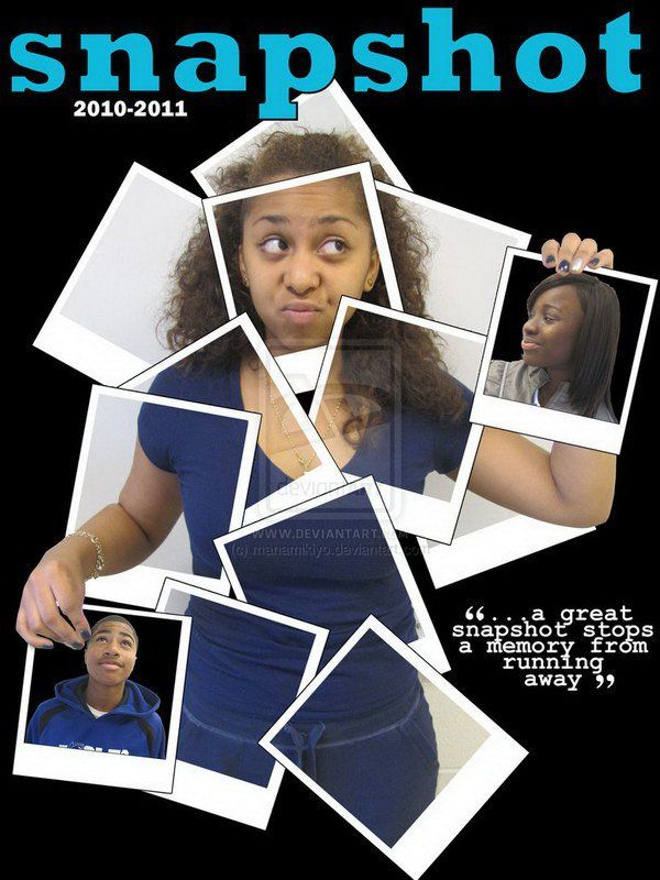 yearbook cover for senior year 41