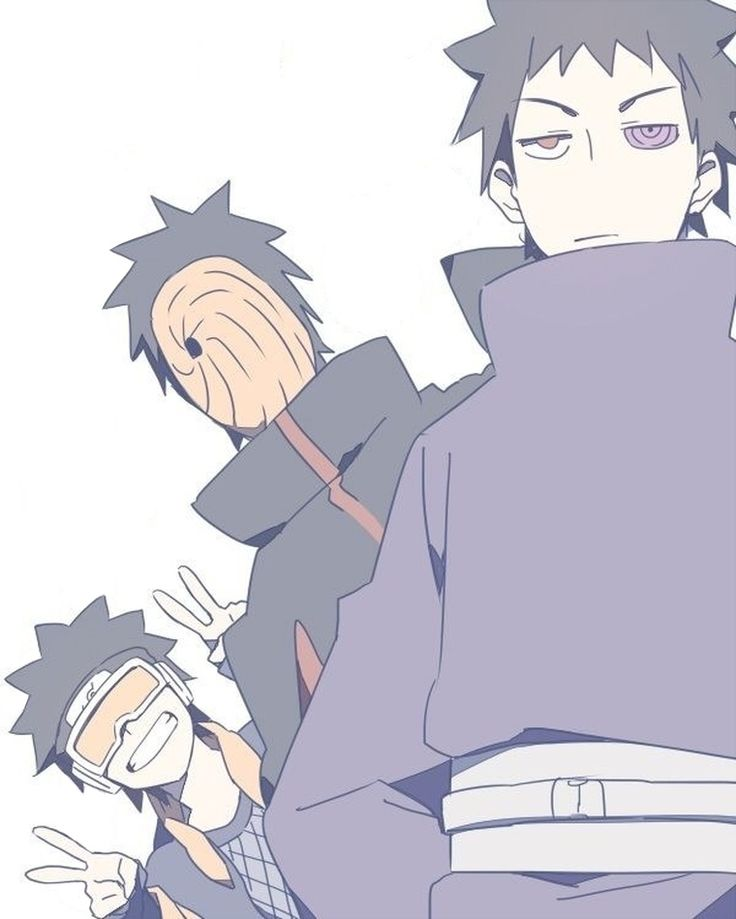 Obito Uchiha (うちはオビト, Uchiha Obito) was a chūnin of Konohagakure who was believed to have died during the Third Shinobi World War, but in truth survived with the help of Madara Uchiha.