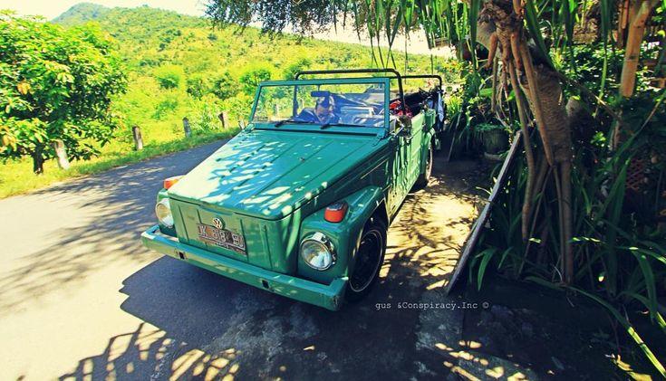 VW e-BaT THE BEST CLASSIC VOLKSWAGEN TRIP IN BALI by gus