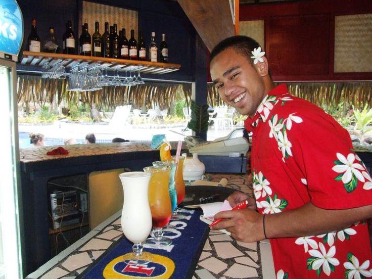 bars in rarotonga | Club Raro Resort, Cook Islands Accommodation