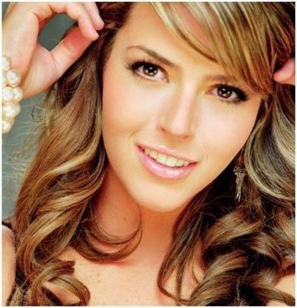 Claudia Alvarez, actriz española.