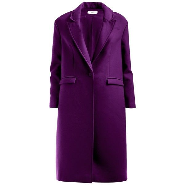 Cameo No Light Grape Coat 110 Liked On Polyvore