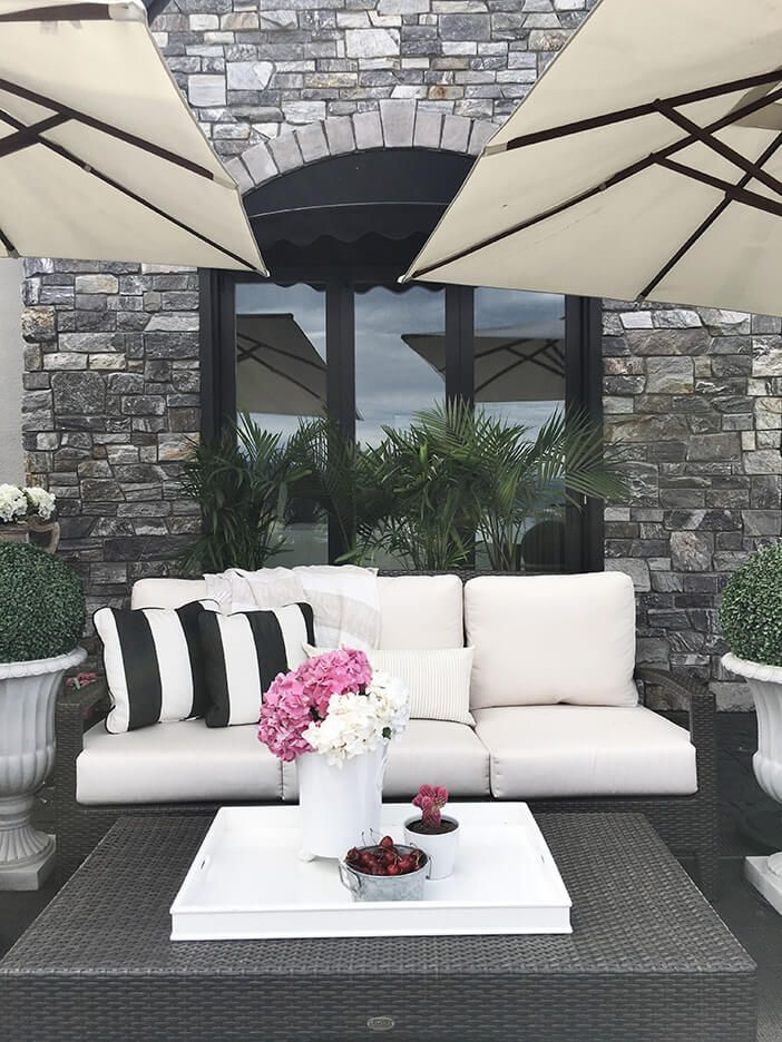 My tips for creating the ultimate outdoor space