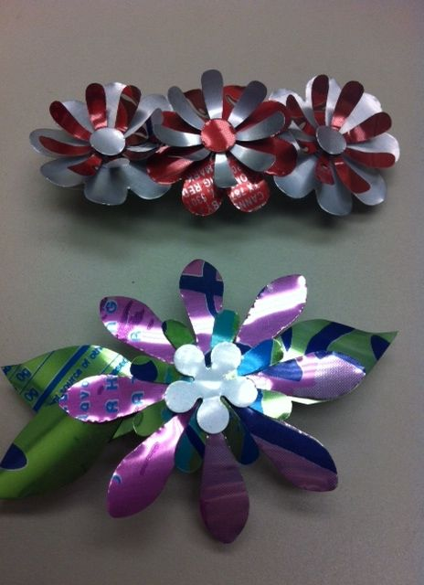 371 best images about soda can craft and art on pinterest for Aluminum can crafts patterns