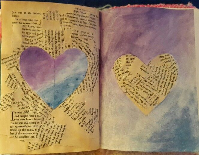 Hearts, opposites