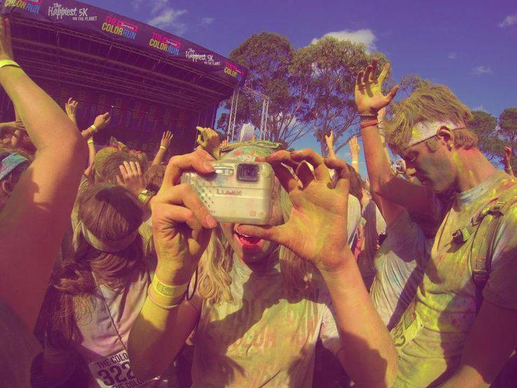 colour run 2013 #colourrun