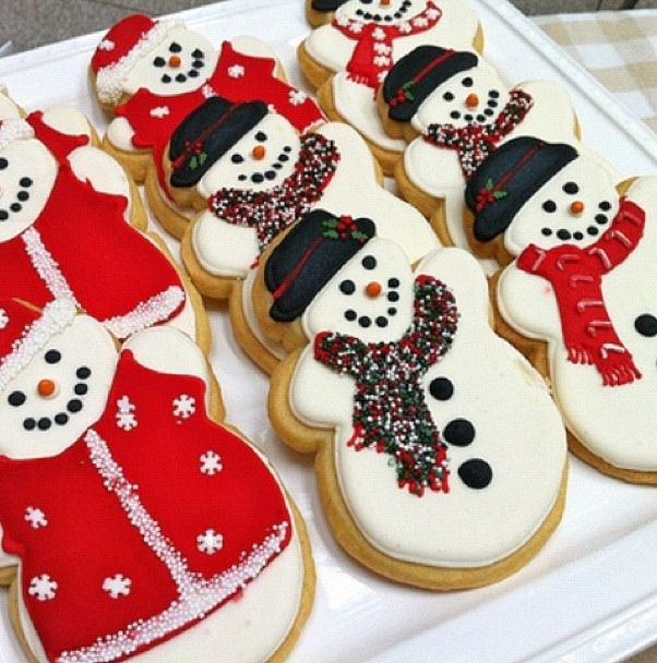 1000+ Images About Christmas Cookie Decorating Ideas On