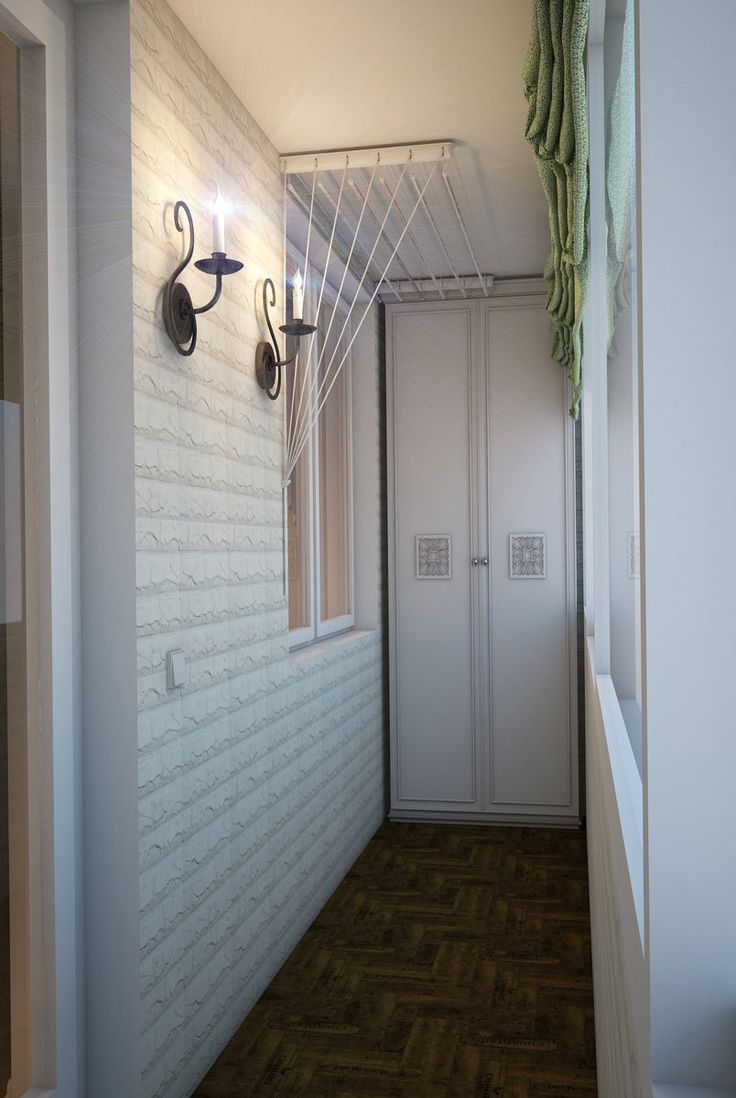 Фото из статьи: Где в однушке сделать спальню, кабинет, гардеробную: проект квартиры