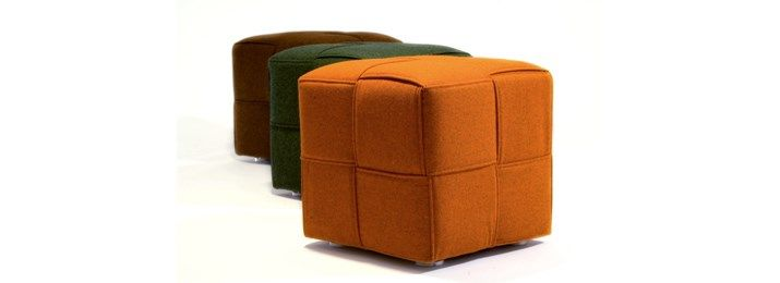 Flax cube - Designers Collection