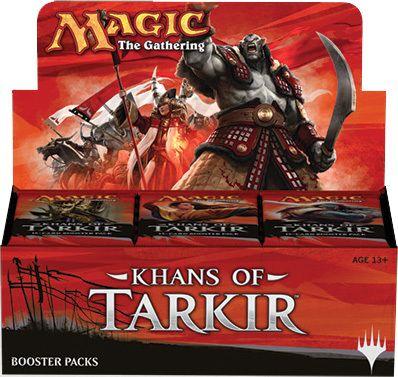 MTG Khans of Tarkir Booster Box