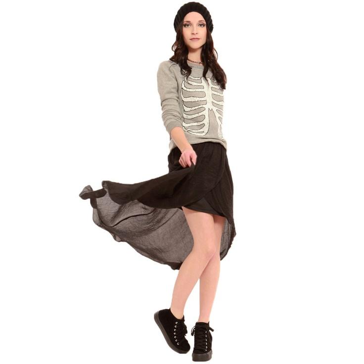 Daria Hi Low Skirt