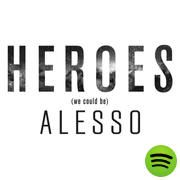 Heroes (we could be):♥