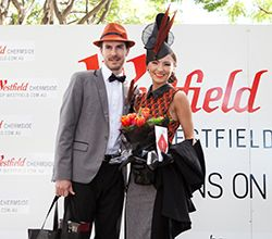 A Profile on Fashions on the Field Royalty | Georgia Gardiner