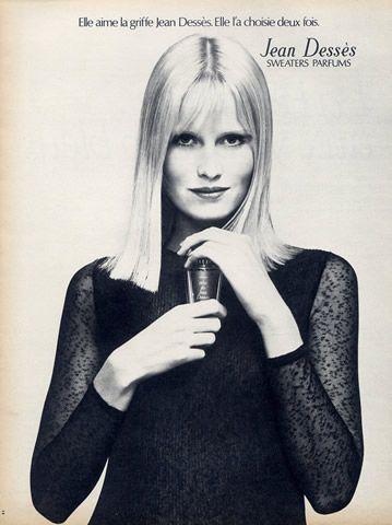 Jean Dessès (Perfumes) 1972…