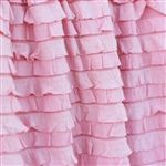"""Ruffle Fabric - Home Page / cute ruffled fabrics and matching 1.5"""" elastic in many colors."""