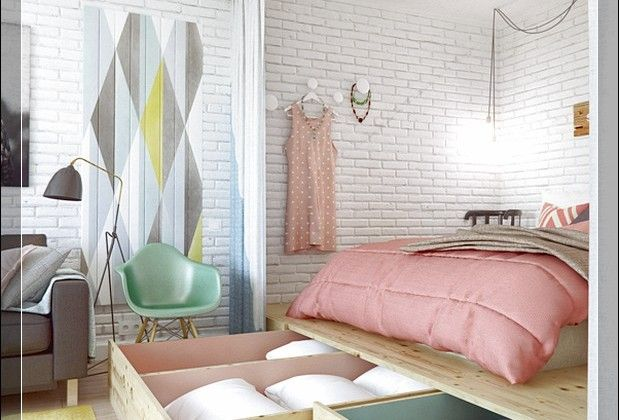 Marvelous Design Bedroom With Cabinet In Small Spaces