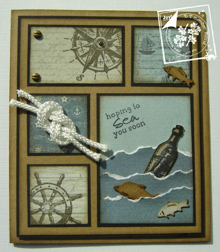 Joy!crafts: In the Picture: At the Sea...