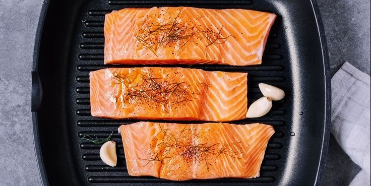 Here S How To Cook Salmon Cooking Salmon Nutrition Food List Salmon Nutrition Facts
