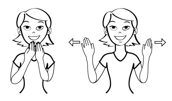 The Baby Sign Language Dictionary - complete with video!