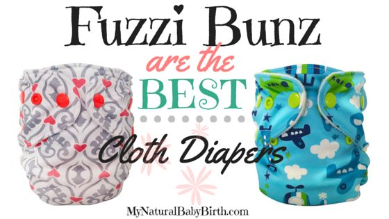 The original cloth diaper, Fuzzi Bunz, are the best cloth diapers. You can try many different types and styles and you will only get…
