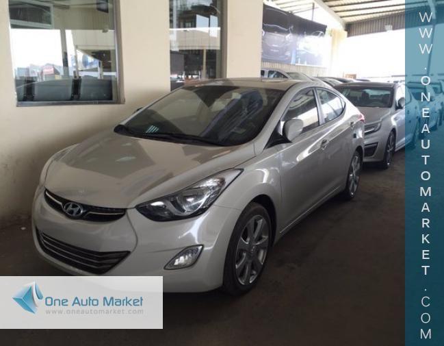 2013 Hyundai Elantra For Sale | Used | Jeddah Saudi Arabia | One Auto Market