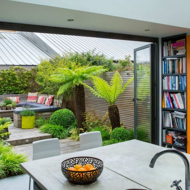 garden design richmond london this is a more lush somewhat tropical look