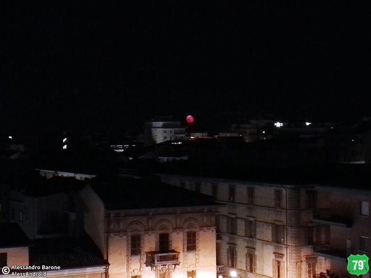 Luna Rossa #SanBenedettoDelTronto #Marche #Italia #Italy #Viaggio #Viaggiare #Travel #AlwaysOnTheRoad