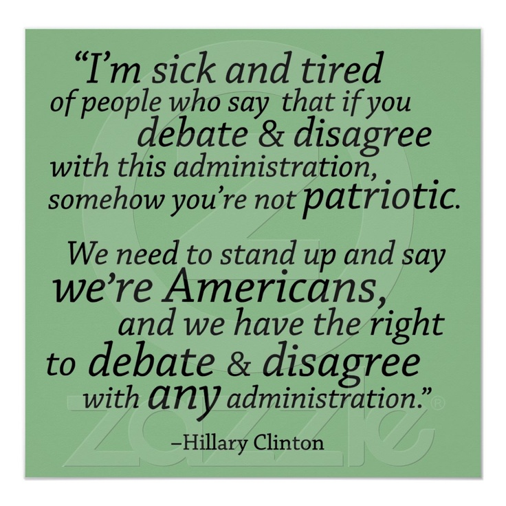 One of our favorite saying from Hillary.  Show your support for her for for 2016 President.