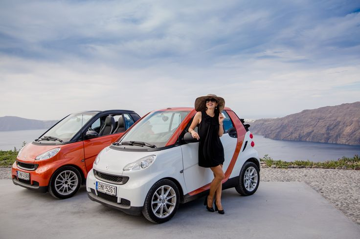 The #Mercedes #Smart #Cabrio is one of the most #stylish and #glamorous cars