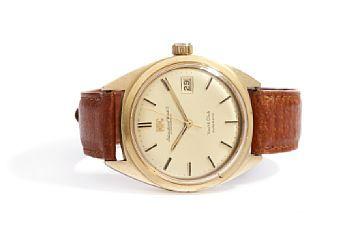 """Herreklokke - IWC International watch company """"Yac... / Vårens klokkeauksjon / Nettauksjon / Blomqvist - Blomqvist Kunsthandel"""