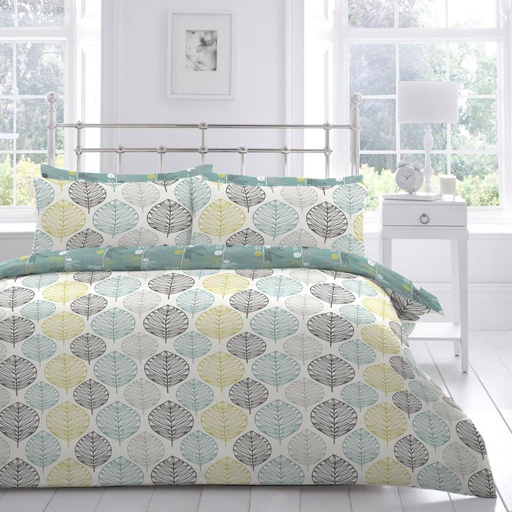 Appletree Atara Teal Double Duvet Set #sale #aldiss