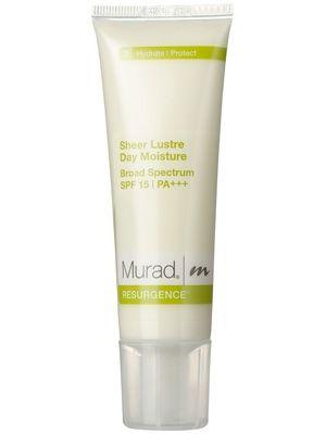 Dr Murad Sheer Lustre Day Moisture SPF 15 50 ml Işıltı Veren Gündüz Nemlendiricisi