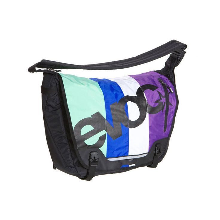 2012 Evoc Messenger Bag - Multi - - by Evoc - 2012 Evoc Messenger Bag - Multi If You Want to Visit the Best Freeride Spots in