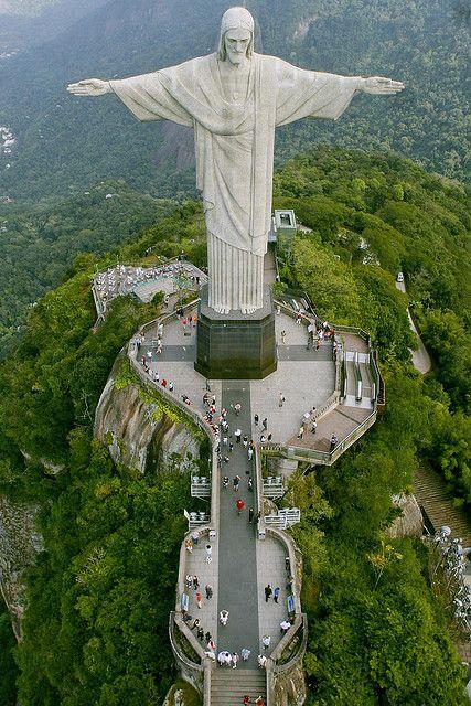 VISIT...Rio De Janeiro, Brazil