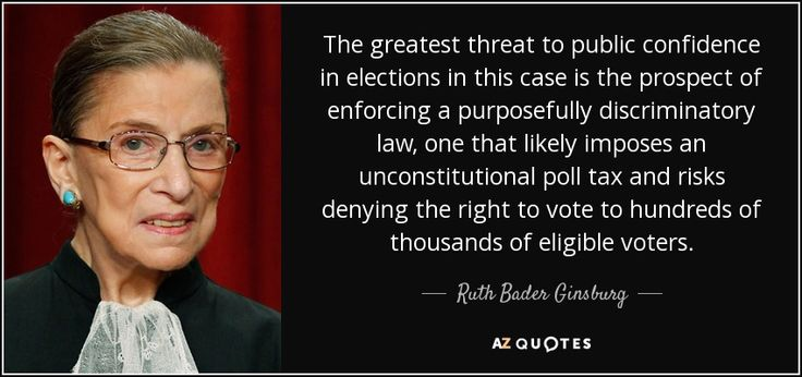 TOP 25 QUOTES BY RUTH BADER GINSBURG (of 62) | A-Z Quotes