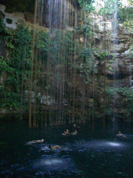 ik kil cenotes - Magia e guarigione in Messico - Il pensiero viaggiatore