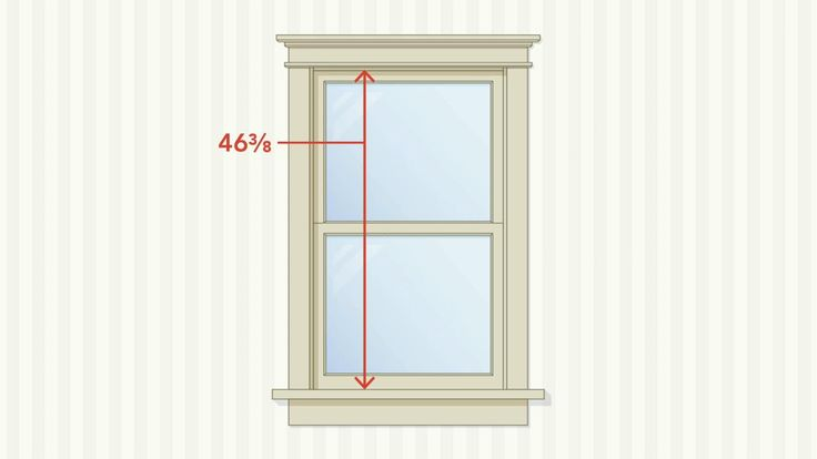 How to measure for replacement windows video in 2020