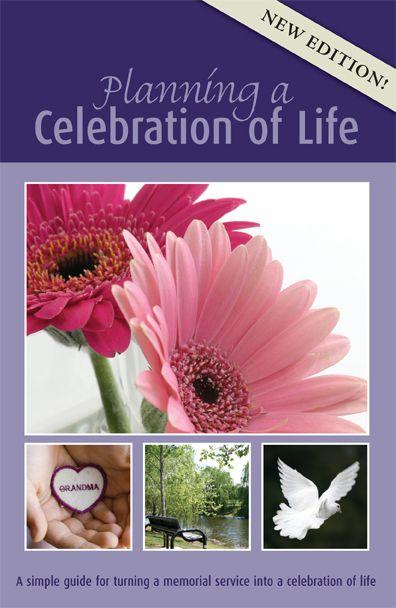 Memorial Guidebook: Planning a Celebration of Life, a Memorable Memorial Service. Funeral Planning Book.