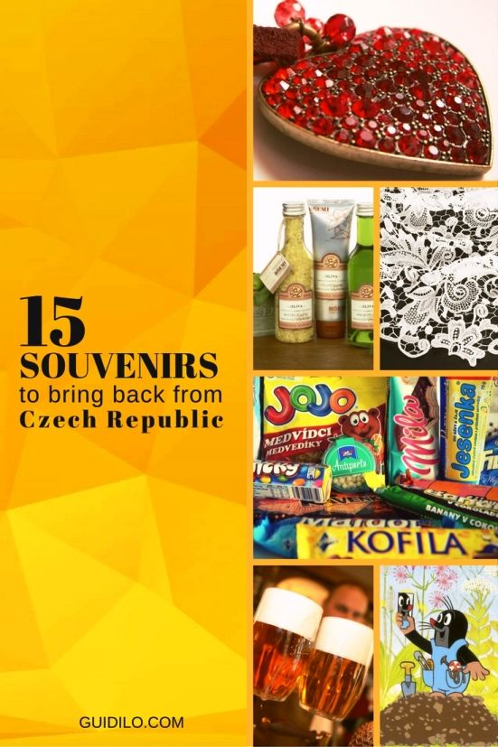 Original Souvenirs to Bring Back from Czech Republic
