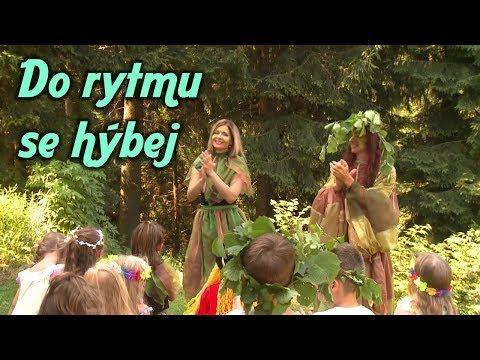 Míša Růžičková - Do rytmu se hýbej (Cvičíme s Míšou - plná verze) - YouTube