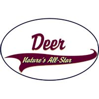 Deer T-Shirt - Breed of Champions: Nothing beats the exceptional look and quality of our Deer Shirts.… #PetProducts #PetGifts #AnimalJewelry