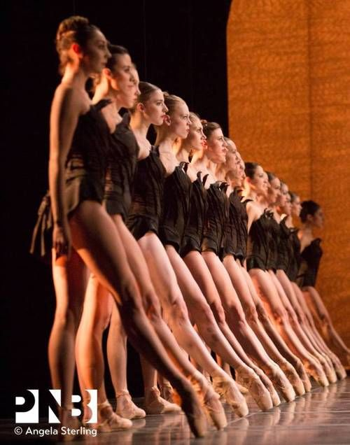 © Angela Sterling Photography - Pacific Northwest Ballet