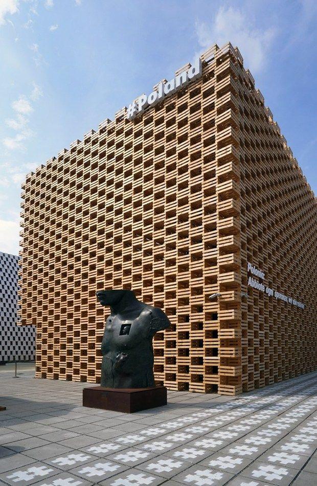 Laminam for Poland Pavilion at Expo Milano 2015