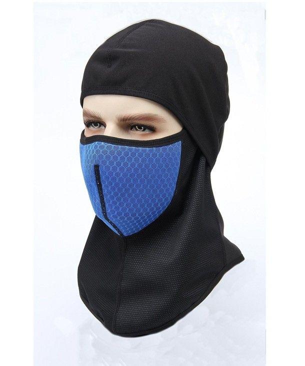 1//2x Winter Windproof Balaclava Ski Mask Fleece Warmer Gear Full Face Cover Neck